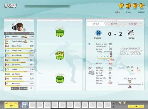 Những tính năng cơ bản của Fifa Online 2 Image016
