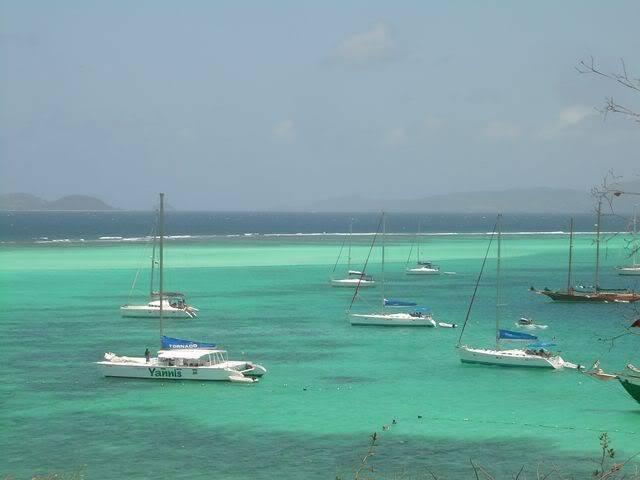 Croisière aux Grenadines Edition 2008 !!! DSCN3582