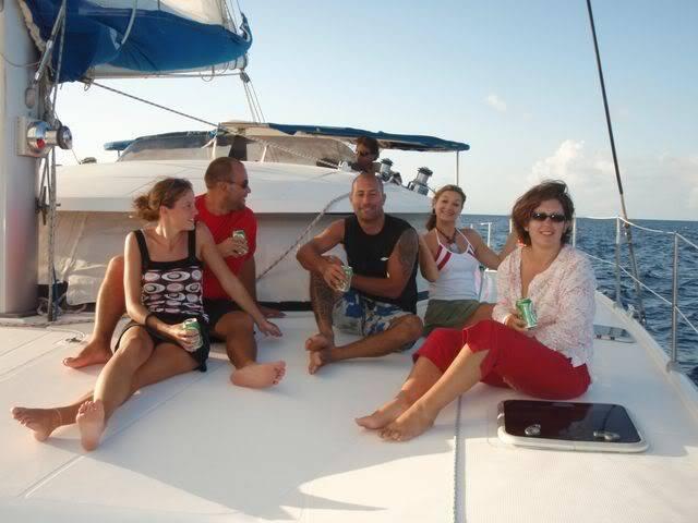 Croisière aux Grenadines Edition 2008 !!! P5310222