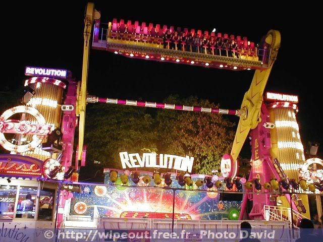 Fête foraine de mulhouse 2009 Revolution1