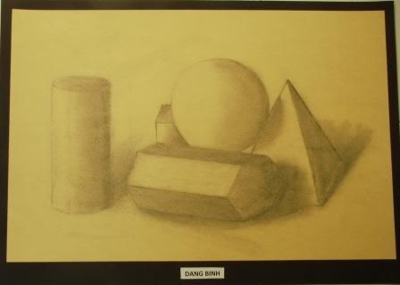 Observation Drawing Perceiving Tones - Grade 9 DANGBINH-3