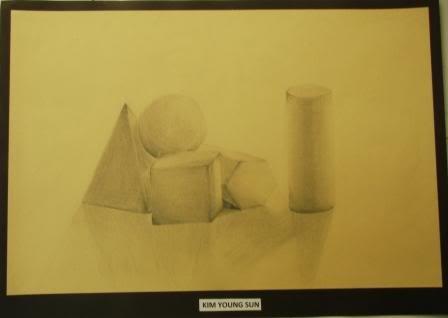 Observation Drawing Perceiving Tones - Grade 9 KIMYOUNGSUN-3