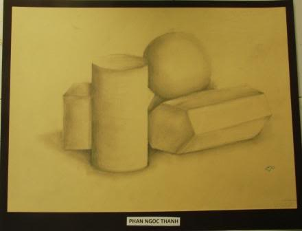 Observation Drawing Perceiving Tones - Grade 9 PHANNGOCTHANH-2