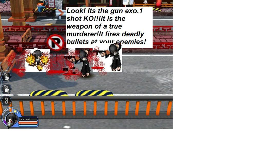 The Gun exo *Must Read* Polo