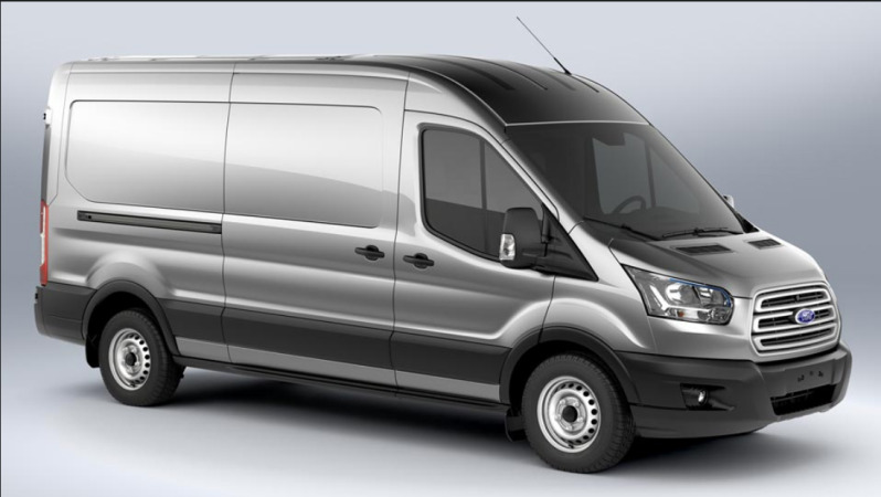 2013 - [Ford] Transit (Connect & MaxiVan) - Page 2 2014_Transit_frontquarter_2