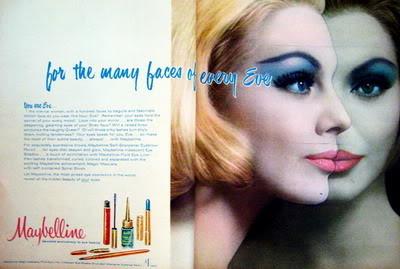 Model History ~ 1961 Beauty Ads ~ Cutex - Revlon Blog_1961_Maybelline_1961_Sept_17_HeatherHewitt