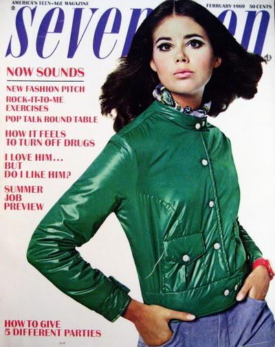 SIXTIES/SEVENTIES SUPER MODELS Blog_1969_Feb_17_ColleenC_Cover