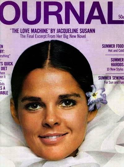 Evolution of Eyebrows ~ 1940s-1970s Blog_AliM_1969_June_LHJ_Cover