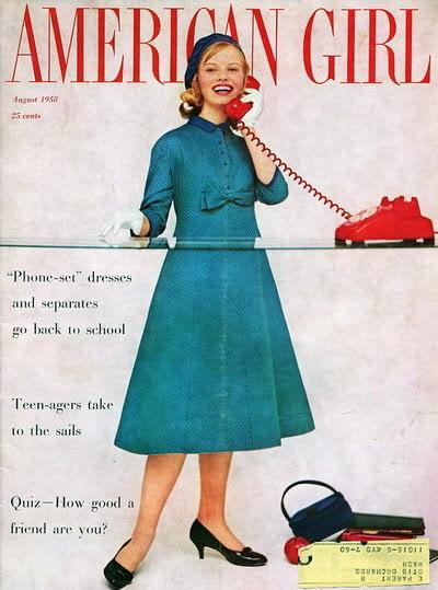 Brooke Bundy ~ 1950s American Girl Blog_BrookeB_1958_Aug_AmGirl_Cover