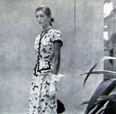 Carmen Dell'Orefice ~ Young Summer Whites 1947 Blog_CarmenDO_1947_Apr15_Vogue_141_BlackWhite_FrancesMcLaughlin