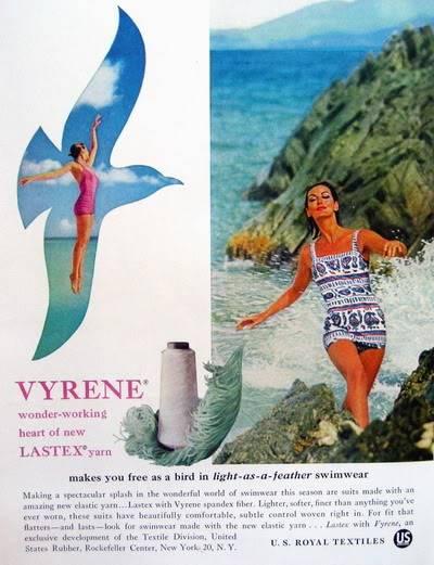 Cole of California ~ Carmen Dell'Orefice Blog_CarmenDO_Vyrene_1961_May_Bazaa