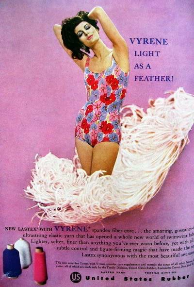 Cole of California ~ Carmen Dell'Orefice Blog_CarmenDO_Vyrene_1963_May_Bazaa