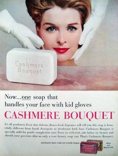 Sara Thom Beauty Ads ~ 1958 & 1959 Blog_Cashmere_Bouquet_1959_SaraThom