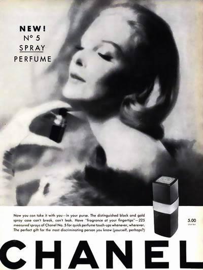 Sara Thom Beauty Ads ~ 1958 & 1959 Blog_Chanel_1959_Sara_Thom