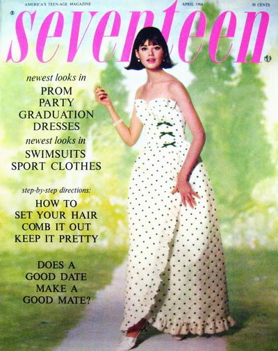 Colleen Corby ~ From Teen Model to High Fashion Model Blog_ColleenC_1964_Apr_17_Cover_CarmenSchiavone