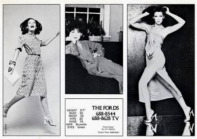 Colleen Corby ~ From Teen Model to High Fashion Model Blog_ColleenC_1976_Ford_Model_Composite_Card