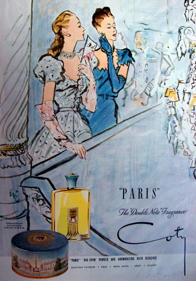 NEW Coty Ads 1940s-1950s Blog_Coty_1945_Paris_Ballet
