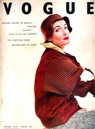 NEW Dayrell's Restorations ~ International Covers Blog_Dayrell_WendaRogerson_1952_Aug