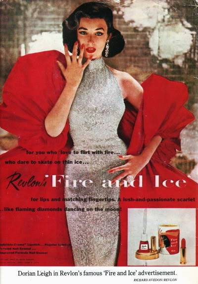 "Revlon's ""Fire & Ice""~ Dorian Leigh Blog_DorianLeigh_1980_Girl_Every-1"