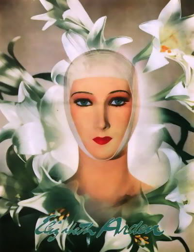 NEW Elizabeth Arden Ads ~ 1932-1974 Blog_Elizabeth_Arden_1946_Lillies