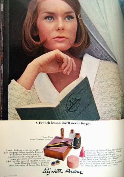 NEW Elizabeth Arden Ads ~ 1932-1974 Blog_Elizabeth_Arden_1964_Aug_Mlle_AgnetaF