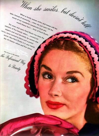 Evolution of Eyebrows ~ 1940s-1970s Blog_Farel_Destin_1943_Lisa_Fonssag