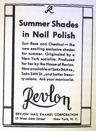 "Revlon's ""Fire & Ice"" ~ Charles Revson Blog_Fire_Ice_1976_Revlon_1935_Summ"