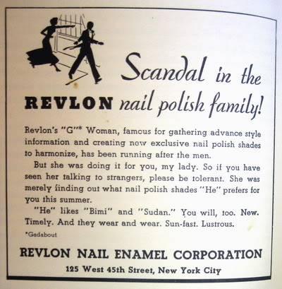 """Revlon's """"Fire & Ice"""" ~ Charles Revson Blog_Fire_Ice_1976_Revlon_1936_June"""