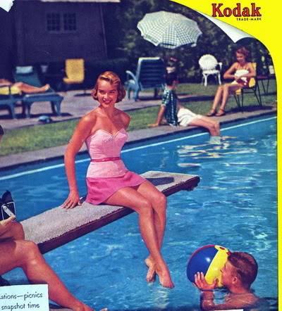 Helen Ryan ~ From Junior Model to Housewife and Mother Blog_HelenR_1952_Kodak