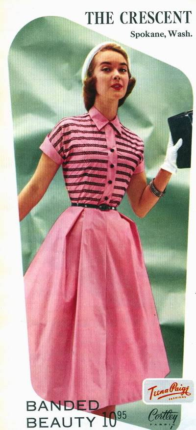 Helen Ryan ~ 1950s Teena Paige Ads Blog_HelenR_1953_Mar_17_TeenaPaige_BandedBeauty