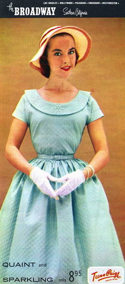 Helen Ryan ~ 1950s Teena Paige Ads Blog_HelenR_1953_Mar_17_TeenaPaige_QuaintSparkling