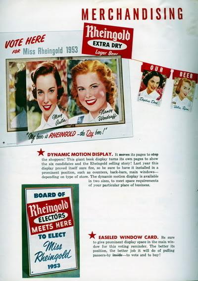 Helen Ryan ~ Miss Rheingold Contest 1953 Blog_HelenR_1953_MissRheingoldContest_Ad2