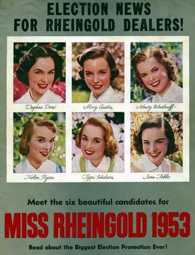 Helen Ryan ~ Miss Rheingold Contest 1953 Blog_HelenR_1953_MissRheingoldContest_Booklet_TippiH_WinnerMaryAustin_FrontCover