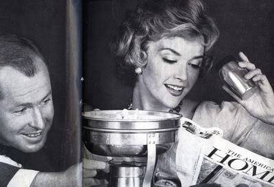 Helen Ryan ~ From Junior Model to Housewife and Mother Blog_HelenR_1959_TheAmericanHome_Ad