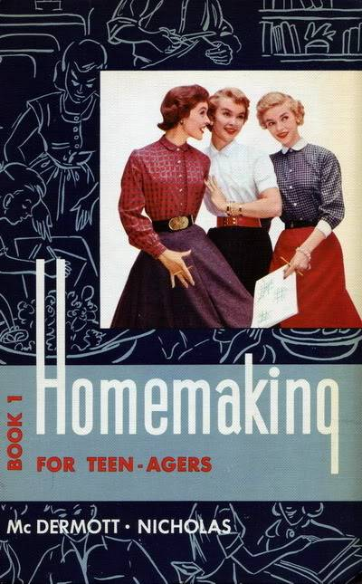 Helen Ryan Portfolio Album Blog_HelenR_1960_HomemakingTeenagers1_UM_JoanOlsen_Cover