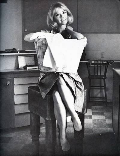 Helen Ryan ~ From Junior Model to Housewife and Mother Blog_HelenR_1960s_ModelComposite_LaundryBasket-1