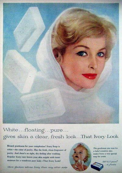 Sara Thom Beauty Ads ~ 1958 & 1959 Blog_Ivory_1958_SaraT