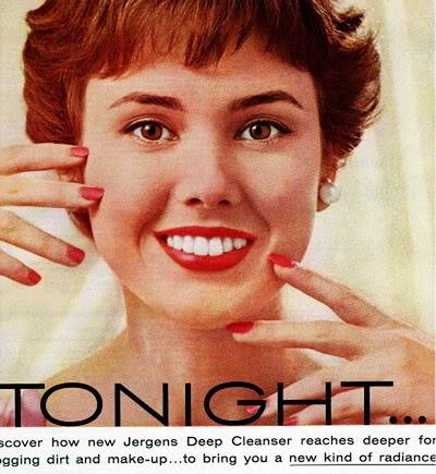 NEW Beauty Ads ~ 1950s Blog_Jergens_1959_Dian_Mori_BP