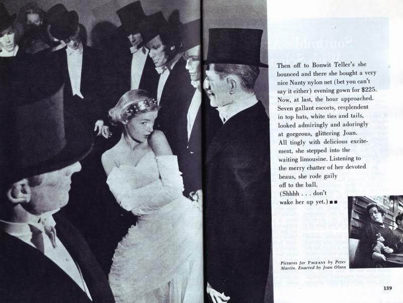 Joan Olson ~ Fairy Tale on 5th Avenue 1950 Blog_JoanO_1950_June_Pageant_FairyTale_138139_PeterMartin