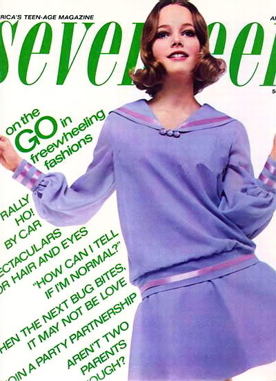 Lucy Angle Interview ~ Seventeen 1969 Blog_LucyA_1969_Apr_17_Cover