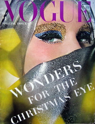 Makeup Artist Pablo Manzoni ~ 1964 Vogue Blog_PabloManzoni_1964_Dec_Vogue_Eye_BenedettaB_Cover_BertStern