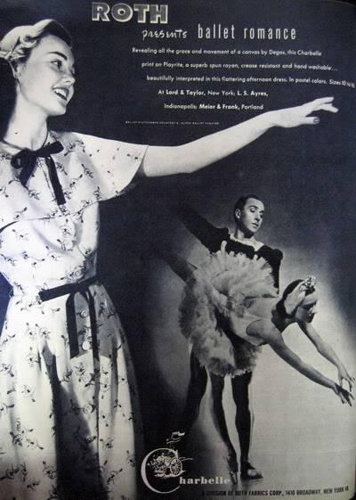 NEW Pat Geoghegan Portfolio Album Blog_PatG_1945_Apr_17_Roth_BalletRomance