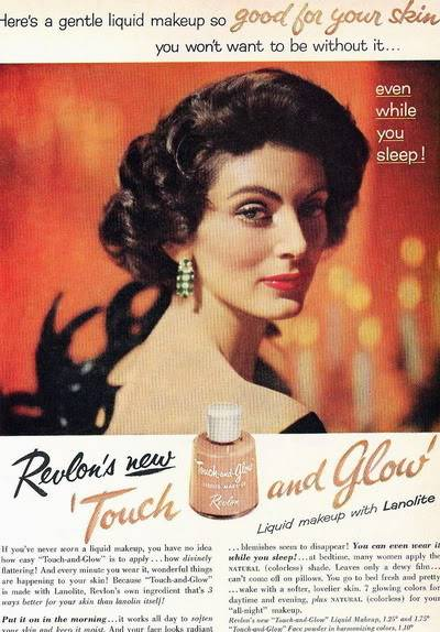 NEW Revlon Ads ~ 1950s Blog_Revlon_1955_CarmenDO_Touch_Glo
