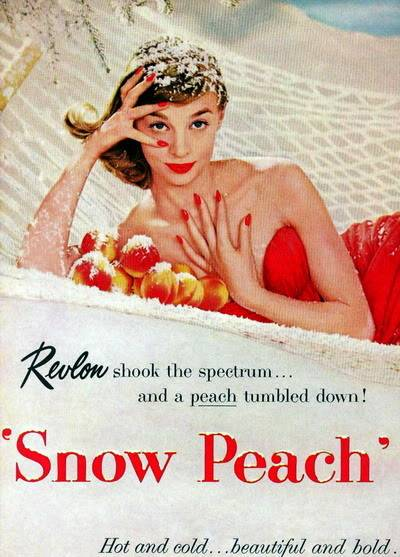 NEW Revlon Ads ~ 1950s Blog_Revlon_1956_IrisB_SnowPeach1_B