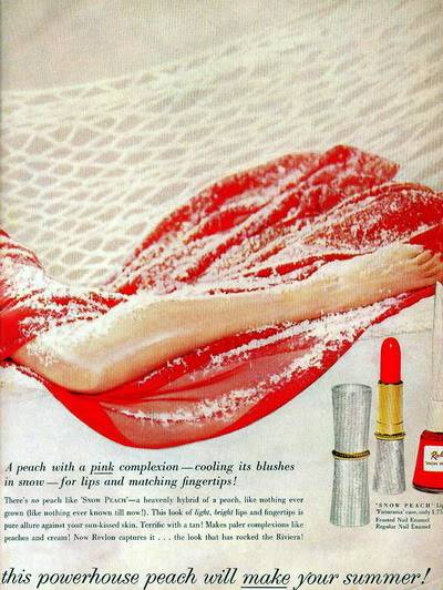 NEW Revlon Ads ~ 1950s Blog_Revlon_1956_IrisB_SnowPeach2_B