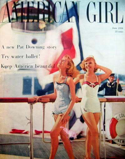NEW Sandra Dee Photos ~ 1955-1959 Blog_SandraD_1956_June_AmGirl_Lorna