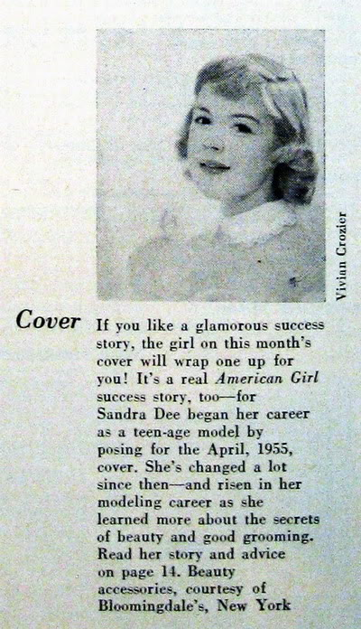 Sandra Dee Interview 1956 Blog_SandraD_1956_Nov_AmGirl_CoverI