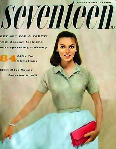 New Album in Top Fifties Models: Sandy Brown Blog_SandyBrown_1956_Nov_17_Cover_BP