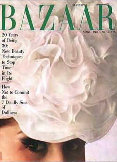 SIXTIES/SEVENTIES SUPER MODELS Blog_TamaraN_1961_Apr_Bazaar_SaulLeiter_FoldOut1