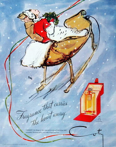 Cosmetics Christmas Ads ~ 1943-1963 Blog_Xmas_Coty_1944_Xmas_Soldier
